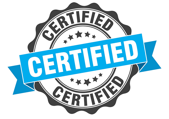 certified codvid 19